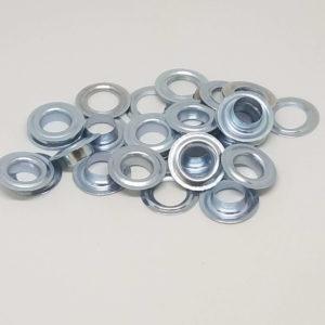 metalowe oczka kaletnicze 8mm ocynk